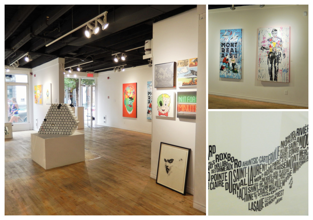 Galerie 16 Montreal
