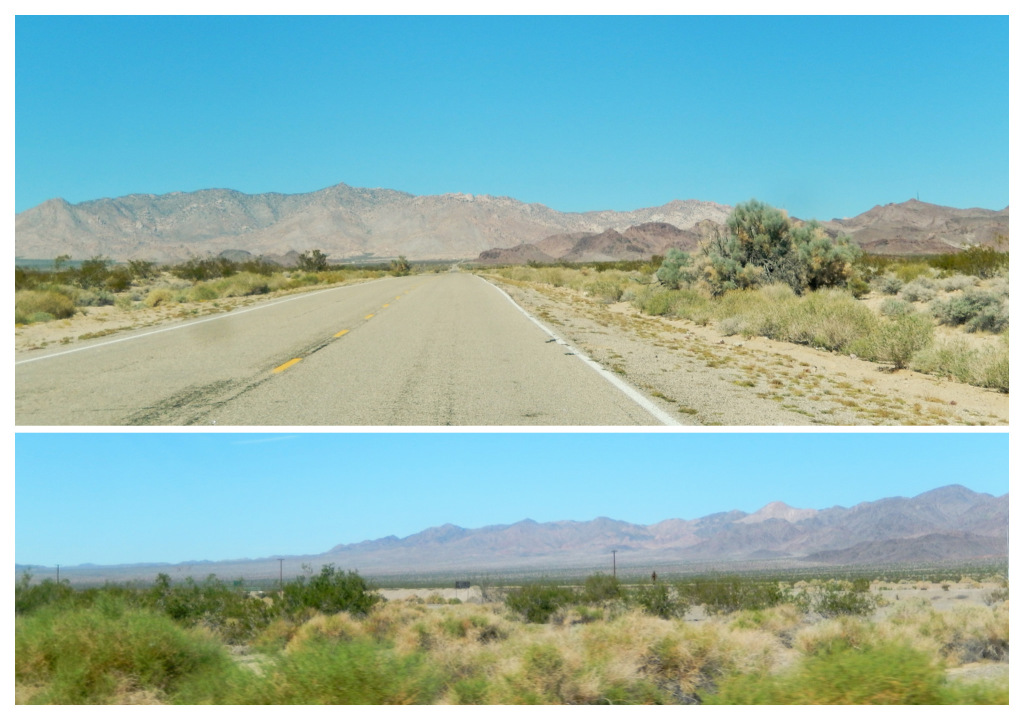 Route mojave